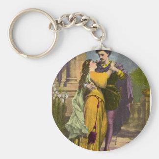 Romeo & Juliet Keychain