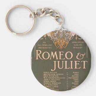 Romeo & Juliet, 'Liebler & Co' Retro Theater Keychain