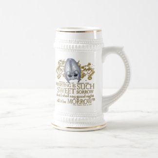 Romeo & Juliet Quote (Gold Version) Mug