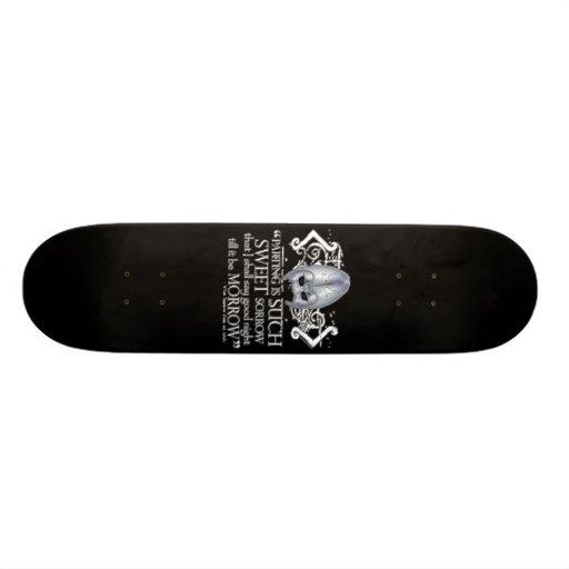 Romeo & Juliet Quote Skate Board Decks