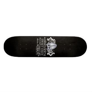 Romeo & Juliet Quote Skateboard