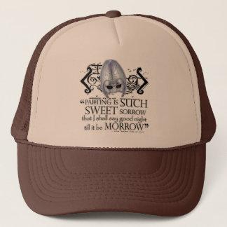 Romeo & Juliet Quote Trucker Hat