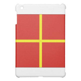 Romeo (R) Signal Flag iPad Mini Covers
