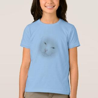 Romeo the white Van cat T-Shirt