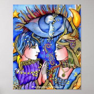 Romeo y Juliet - amor eterno Póster