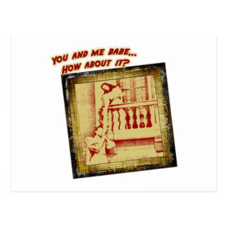 Romeo y Juliet Postal