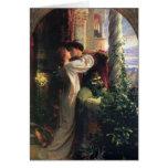 Romeo y Juliet Tarjeta Pequeña