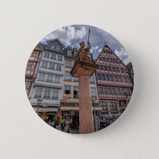 Romer Frankfurt Pinback Button