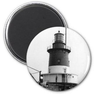 Romer Shoal Lighthouse Refrigerator Magnets