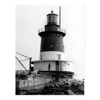 Romer Shoal Lighthouse Postcard