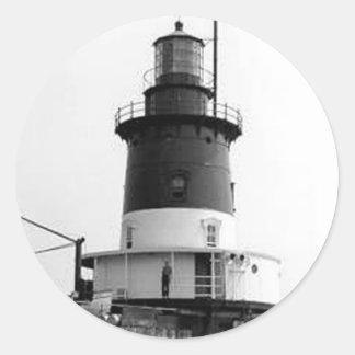 Romer Shoal Lighthouse Stickers
