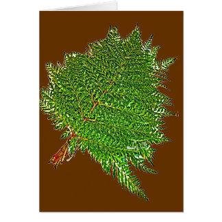 ROMERILLO PLANTS BY LIZ LOZ CARD
