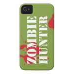Romero Zombie Hunter iPhone 4 4s Case Sleeve iPhone 4 Case-Mate Case