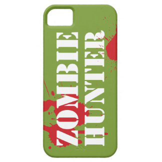 Romero Zombie Hunter iPhone 5  Case Sleeve iPhone 5 Case