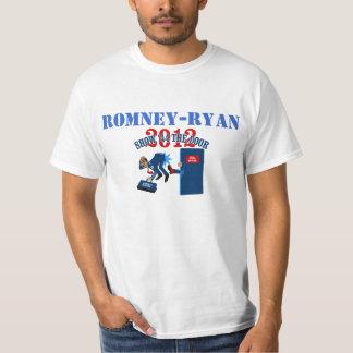 ROMEY RYAN ELECTION GEAR T SHIRT