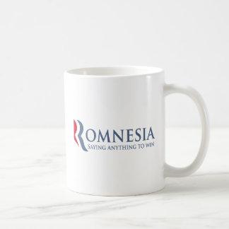 Romnesia - decir cualquier cosa ganar taza de café