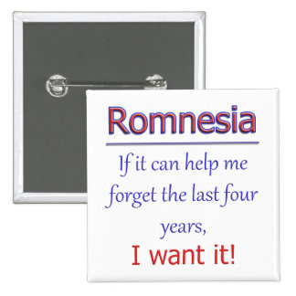 Romnesia - Help Me Forget Button