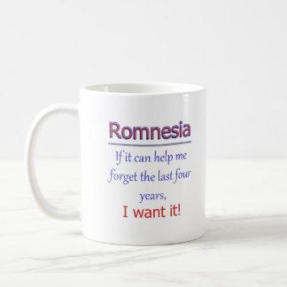 Romnesia - Help Me Forget Coffee Mug