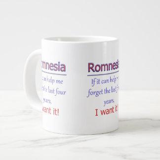 Romnesia - Help Me Forget Large Coffee Mug