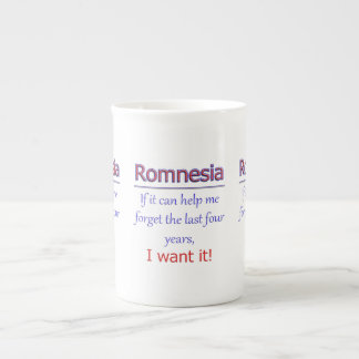 Romnesia - Help Me Forget Tea Cup