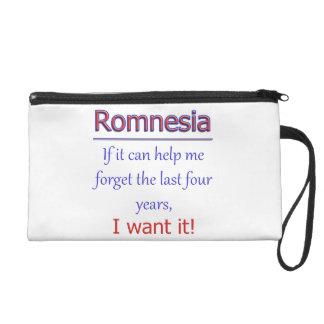 Romnesia - Help Me Forget Wristlets