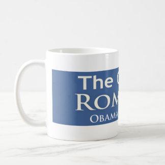 ¡Romnesia - Obama es la curación! Tazas De Café