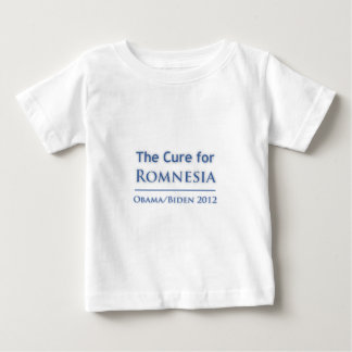 Romnesia - Obama is the Cure! Baby T-Shirt