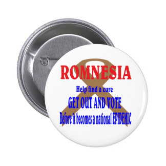 Romnesia Pin