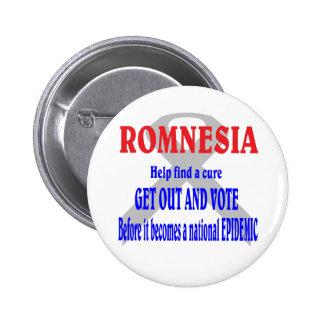 Romnesia Pins