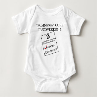 Romnesia Prescription Baby Bodysuit