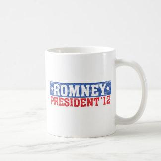 Romney'12 Coffee Mug