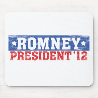 Romney'12 Mouse Pad