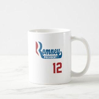 ROMNEY 12 COFFEE MUG
