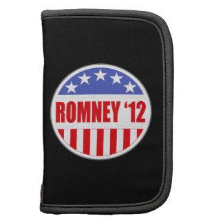 Romney '12 planners
