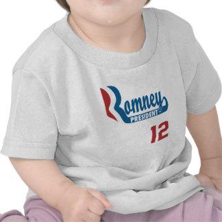 ROMNEY 12 TSHIRTS