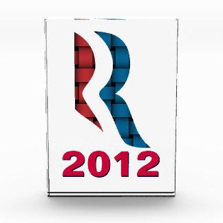 Romney 2012 Acrylic Desktop Sculpture Award