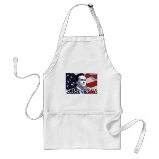 Romney 2012 adult apron
