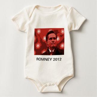 Romney 2012 baby bodysuit