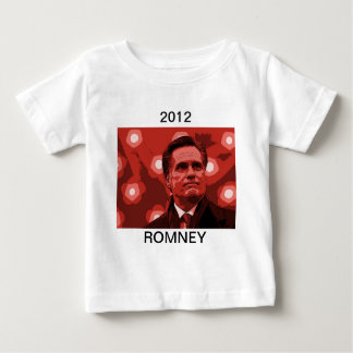 Romney 2012 baby T-Shirt