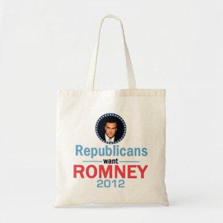 Romney 2012 Bag