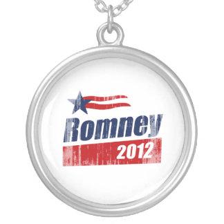 ROMNEY 2012 BANNER- PENDANT