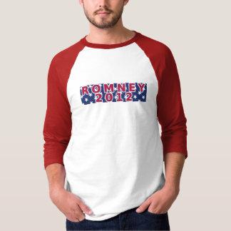 Romney 2012 Basic 3/4 Sleeve Raglan T-Shirt