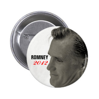 ROMNEY 2012 PINBACK BUTTONS