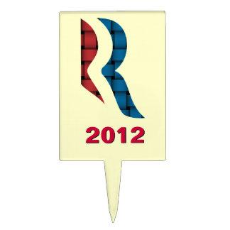 Romney 2012 Cake Topper