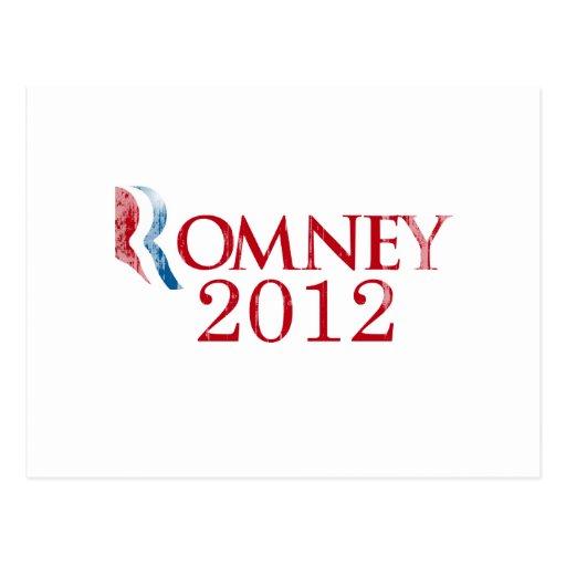 Romney 2012 - Crea en America.png Tarjetas Postales