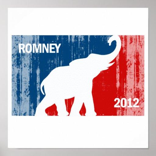 ROMNEY 2012 FAVORABLE IMPRESIONES