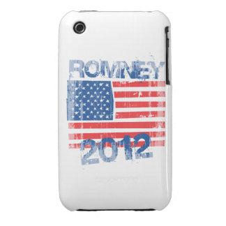 ROMNEY 2012 FLAG iPhone 3 Case-Mate CASE