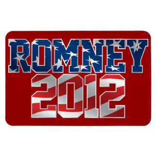 Romney 2012 Flexi Magnet