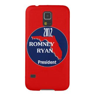 Romney 2012 FLORIDA Galaxy S5 Case