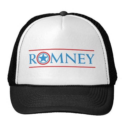 Romney 2012 gorro